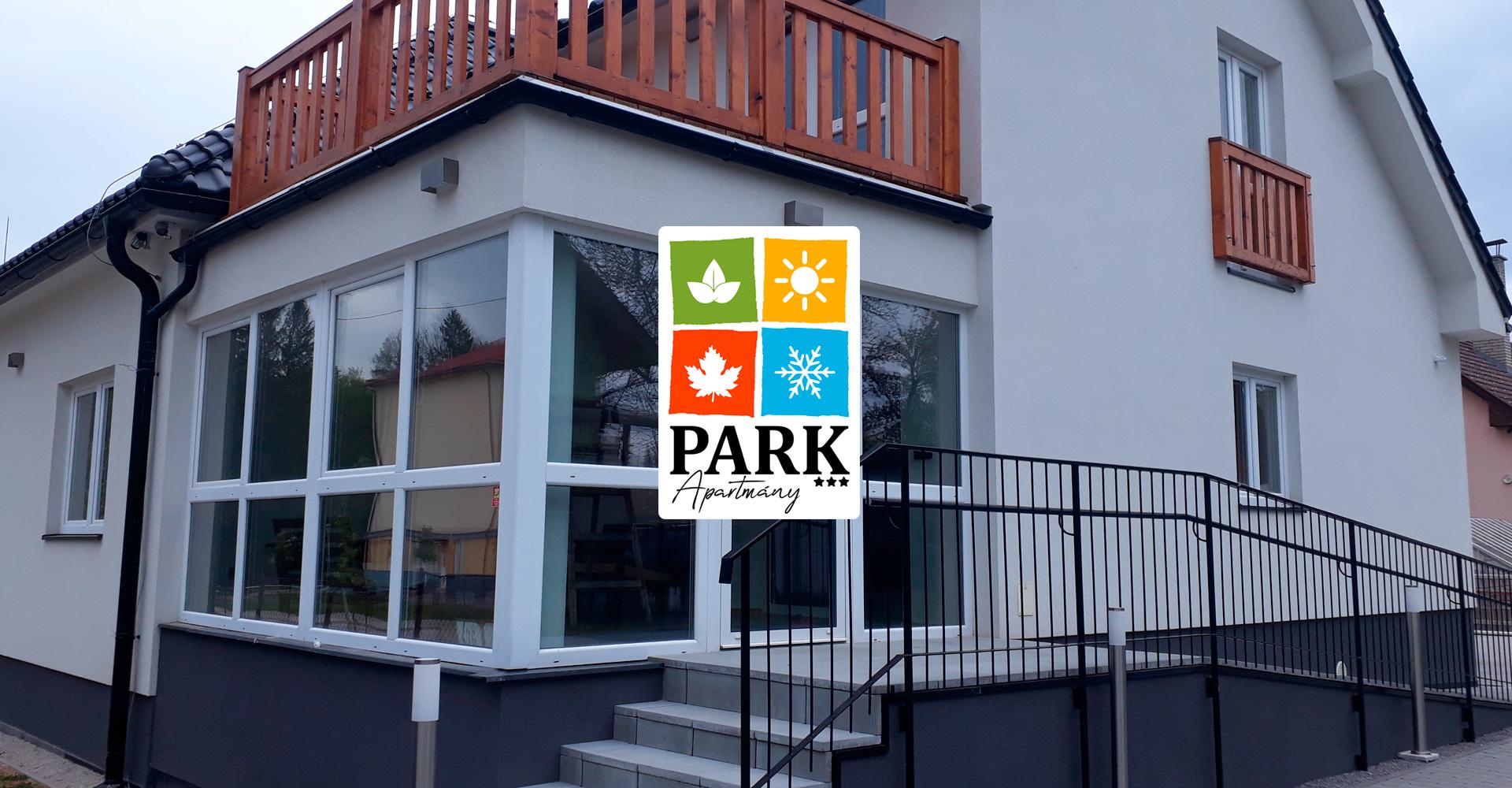 slider hlavny apartmany park